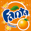Fanta ORANGE Logos kl